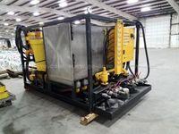 2011 Hydradyne S8469-H1 Hydraulic Flushing Unit