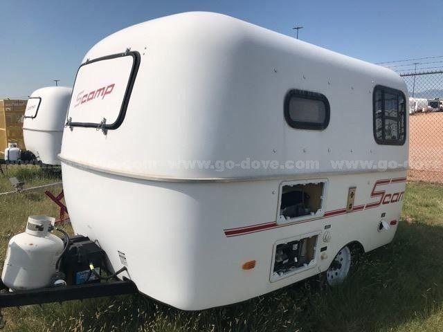 Scamp Travel Trailer Go Dove