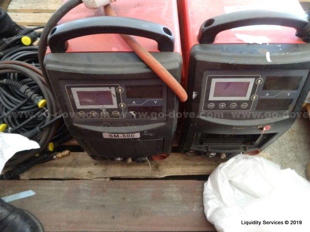 Digital Inverter Welding Machine